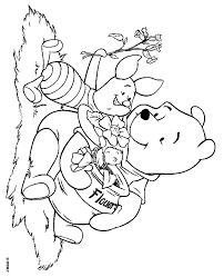 related pictures pooh bear coloring pages 4 car pictures