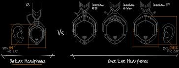 v moda xs metal on ear cliqfold headphone