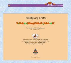 thanksgiving activities at 4 classrooms