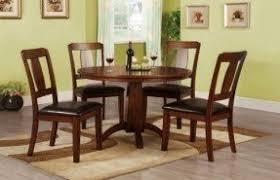 Antique Round Oak Pedestal Dining Table Pedestal Dining Room Table Sets Foter