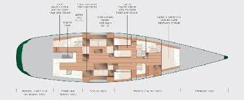 floor plan genie genie yacht charter monohull ritzy charters