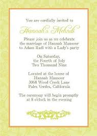 mehndi invitation mehndi madness diy invitation kit wedding collectibles