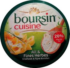 boursin cuisine ail et fines herbes cuisine ail fines herbes 20 mg boursin 245 g