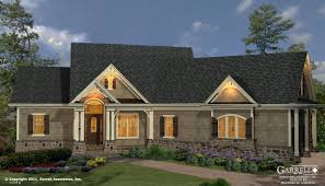 westbrooks ii cottage 11117 g house plan covered porch plans