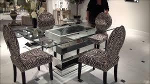 zebra dining room set alliancemv com