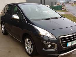 peugeot 2nd hand cars second hand peugeot 3008 auto for sale san javier murcia costa