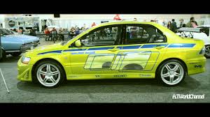 fast and furious evo fast and furious mitsubishi lancer evo paul walker brian o conner