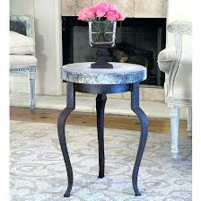 small patio side table ideas small patio side table and side table small wrought iron patio