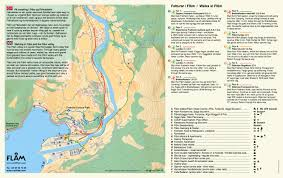 Fla Map Aurland Harbour Maps