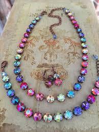 swarovski crystal stone necklace images 143 best swarovski images swarovski swarovski jpg