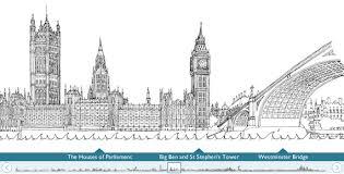 london unfurled an obsessive 37 foot accordion drawing u2013 brain