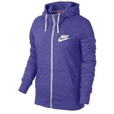 nike women u0027s gym vintage hoodie lite summer sweatshirt m purple