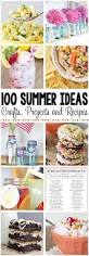 100 favorite recipes crafts and projects for summer yellow