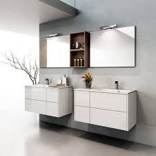 Timber Bathroom Vanity White Bathroom Hanging Cabinet Cheap Floating Bathroom Vanity
