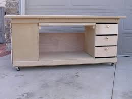 Ideas For Workbench With Drawers Design Rolling Workbench Storage Smart Solution Rolling Workbench