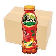 Teh Javana 350ml teh javana 350ml pet botol x 12