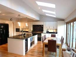 kitchen diner extension ideas wonderful corbett vertigo chandelier kitchen diner extension ideas