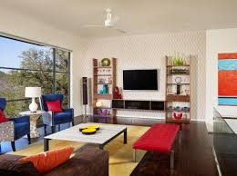 Living Room Interior Designs Blue Yellow Eclectic Interior Designs Designshuffle Blog Page 2