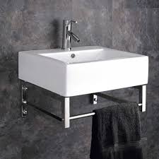 metal wall mount sink super genoa basin set with wall mount stainless stand