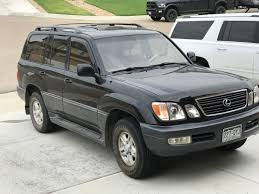 lexus lx 470 car price 1998 lexus lx 470 overview cargurus