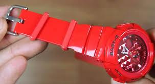 Jam Tangan Baby G Warna Merah casio baby g bga 195m 4a indowatch co id