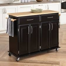 black kitchen furniture shop kitchen islands carts at lowes