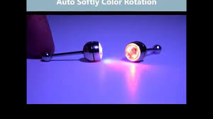 led light up rings led multi color light up tongue piercing glow tongue ring youtube