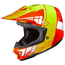 yellow motocross helmet pit power sports hjc cl x7 cross up motocross helmet 1 888 pitpower