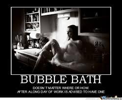 Bubble Bath Meme - you re doing it right lady by zetron x meme center