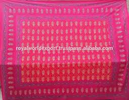 Printed Duvet Covers Indian Block Jaipuri Printed Duvet Covers King Size Rajasthani