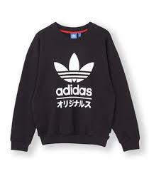 adidas sweater adidas originals typo boys sweater streetwear