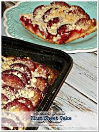 german plum cake with streusel recipe perfect for fall