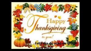 thanksgiving day trabalho de inglês