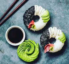 instagram cuisine sushi donut the food trend instagram is drooling