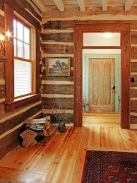 log floor log cabin floor ideas houzz