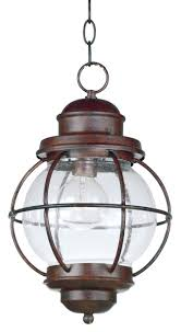 Indoor Hanging Lantern Light Fixture Home 90965gc Hatteras Indoor Outdoor Hanging Lantern