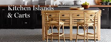 kitchen islands pictures kitchen islands carts williams sonoma