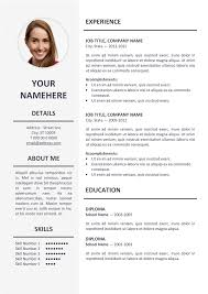 classic resume template ikebukuro free resume template gray for ms word classic