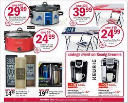 crockpot black friday sale 2015 meijer thanksgiving day ad scans u0026 shopping list