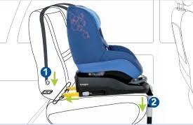 siège auto sécurité siège auto bébé isofix attitude prévention