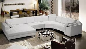 Extra Large Sectional Sofas With Chaise Lovely White Leather Modern Clean Extra Large Sectional Sofas With