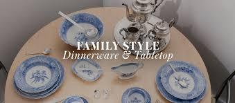 tory burch dinnerware family style dinnerware tabletop shop designer coma frique studio