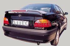 Toyota Asis Toyota Avensis Spoiler Ebay