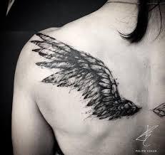 small wing tattoo tattoo pinterest small wing tattoos and tattoo