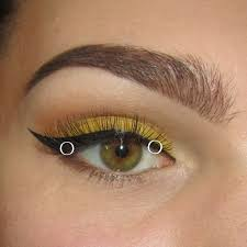 apply false lashes the right way how to makeover your eyelashes