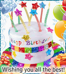 Happy Birthday Wish You All The Best In Wishing You All The Best Free Birthday Wishes Ecards Greeting
