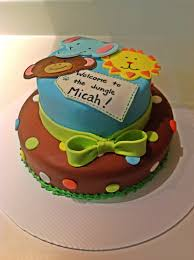 jungle theme baby shower cake jungle themed baby shower cake my blessed