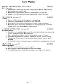 cover letter counselor resume adjustment counselor cover letter