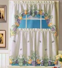 Grapes Kitchen Curtains 87 Best Home U0026 Kitchen Window Treatments Images On Pinterest
