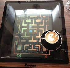 Pacman Game Table by 80 U0027s Game Table With Pac Man Donkey Kong Many Others Picture